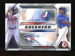 2016 Bowman Baseball  Family Tree  #FT-GU  Vladimir Guerrero