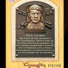 2012 Panini Cooperstown Baseball  Bronze History  #19  Fred Clarke  76/599