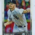 2015 Topps Baseball Chrome  Refractor  #57  Chris Sale