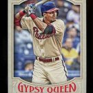 2016 Topps Gypsy Queen Baseball  Base  #225  Aaron Altherr