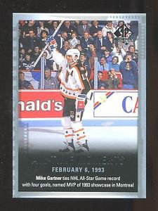 2015-16 Upper Deck SP Authentic  All-Time Moments  #140  Mike Gartner