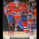 2015-16 Upper Deck Hockey Series 1 UD Canvas  #C45  Max Pacioretty