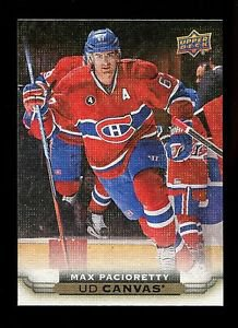 2015-16 Upper Deck Hockey Series 1 UD Canvas  #C45  Max Pacioretty