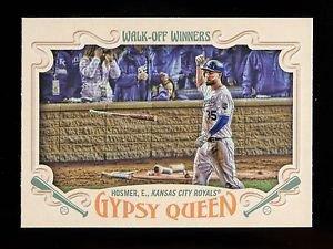 2016 Topps Gypsy Queen Baseball  Walk-Off Winners  #GWO-1  Eric Hosmer