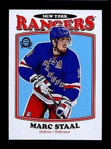 2016-17 OPC O-Pee-Chee Hockey  RETRO  #93  Marc Staal