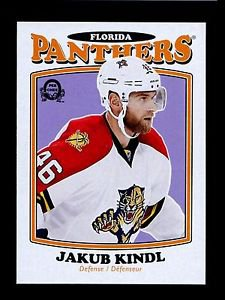 2016-17 OPC O-Pee-Chee Hockey  RETRO  #519  Jakub Kindl