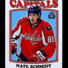 2016-17 OPC O-Pee-Chee Hockey  RETRO  #424  Nate Schmidt