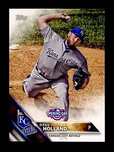 2016 Topps Opening Day Baseball  #OD-133  Greg Holland