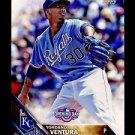 2016 Topps Opening Day Baseball  #OD-69  Yordano Ventura