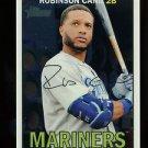 2016 Topps Heritage Baseball  Chrome Parallel  #THC-432  Robinson Cano  812/999