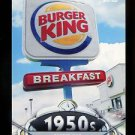 2011 Topps American Pie  #46  Burger King