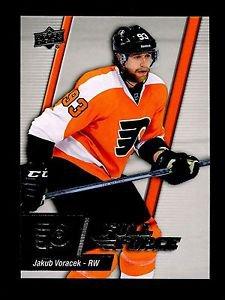 2015-16 Upper Deck Hockey Full Force  #5  Jakub Voracek