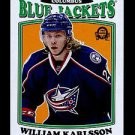 2016-17 OPC O-Pee-Chee Hockey  RETRO  #195  William Karlsson