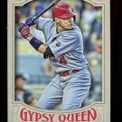 2016 Topps Gypsy Queen Baseball  Base  #102  Yadier Molina