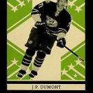 2011-12 OPC O-Pee-Chee Hockey RETRO Parallel  #9  J.P. Dumont