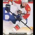 2015-16 Upper Deck Hockey Series 1 UD Canvas  #C38  Jussi Jokinen