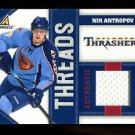2010-11 Panini Hockey  PINNACLE  Threads  #NA  Nik Antropov  443/499