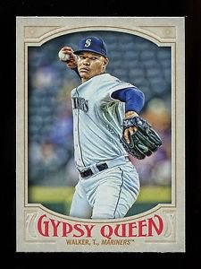2016 Topps Gypsy Queen Baseball  Base  #171  Taijuan Walker