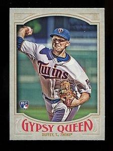 2016 Topps Gypsy Queen Baseball  Base  #221  Tyler Duffey
