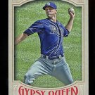 2016 Topps Gypsy Queen Baseball  Base  #119  Drew Smyly