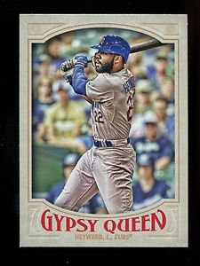 2016 Topps Gypsy Queen Baseball  Base  #11  Jason Heyward