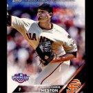 2016 Topps Opening Day Baseball  #OD-83  Chris Heston