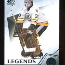 2015-16 Upper Deck SP Authentic  Legends  #104  Gerry Cheevers