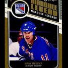 2011-12 OPC O-Pee-Chee Hockey  Marquee Legend  #515  Mark Messier