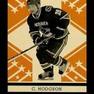 2011-12 OPC O-Pee-Chee Hockey RETRO Parallel  #552  Cody Hodgson