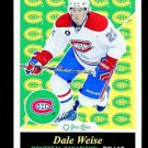 2015-16 OPC O-Pee-Chee  RETRO Parallel  #488  Dale Weise
