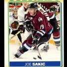 2012-13 O-Pee-Chee Hockey  Sticker  #S-31  Joe Sakic