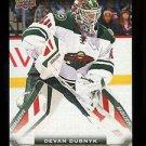 2015-16 Upper Deck Hockey Series 2  UD Canvas  #C163  Devan Dubnyk