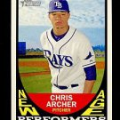 2016 Topps Heritage Baseball  New Age Performers  #NAP-CA  Chris Archer