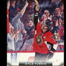 2015-16 Upper Deck Hockey Series 1 UD Canvas  #C64  Kyle Turris