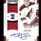 2012-13 Panini Rookie Anthology Treasures  #139  Michael Stone  309/699