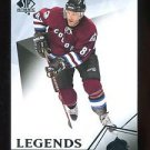2015-16 Upper Deck SP Authentic  Legends  #105  Pierre Turgeon