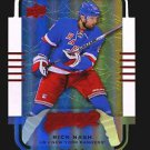 2015-16 MVP Hockey Colours and Contours #114  Rick Nash  Teal Level 2