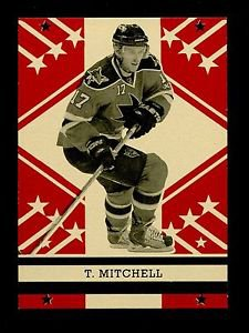 2011-12 OPC O-Pee-Chee Hockey RETRO Parallel  #103  Torrey Mitchell