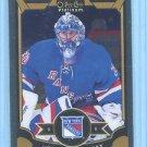 2015-16 OPC O-Pee-Chee Hockey Platinum  Base  #100  Henrik Lundqvist