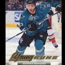 2015-16 Upper Deck Hockey Series 1 Young Guns Canvas  #C94  Joonas Donskoi