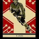 2011-12 OPC O-Pee-Chee Hockey RETRO Parallel  #131  Tom Poti