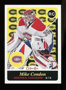 2015-16 Upper Deck Hockey Series 2 OPC Update  RETRO RC  #U26  Mike Condon