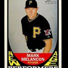 2016 Topps Heritage Baseball  New Age Performers  #NAP-MME  Mark Melancon