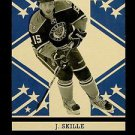 2011-12 OPC O-Pee-Chee Hockey RETRO Parallel  #118  Jack Skille