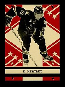 2011-12 OPC O-Pee-Chee Hockey RETRO Parallel  #435  Dany Heatley