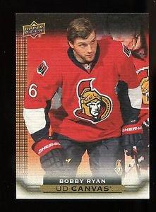 2015-16 Upper Deck Hockey Series 2  UD Canvas  #C182  Bobby Ryan