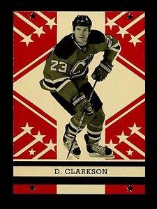 2011-12 OPC O-Pee-Chee Hockey RETRO Parallel  #75  David Clarkson