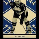 2011-12 OPC O-Pee-Chee Hockey RETRO Parallel  #386  Mark Stuart