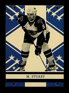 2011-12 OPC O-Pee-Chee Hockey RETRO Parallel  #386  Mark Stuart