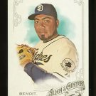 2015 Topps Allen & Ginter High Number SP  #323  Joaquin Benoit